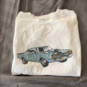 Brandy Melville/ John Galt Car Tee